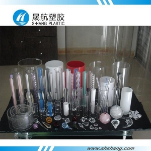China Polycarbonate and Acrylic Products Acrylic tube on sale