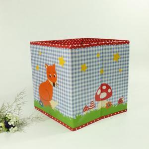 China Cartoon Storage Box Non Woven Storage Bag on sale