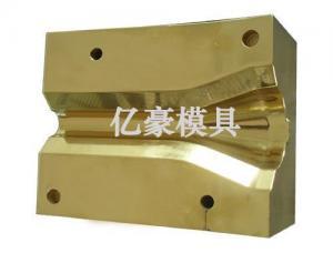 China Titanium plating aluminum die-casting mold on sale