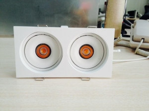 China Interior lighting Height adjustbale LED down light(Q3B0054) on sale