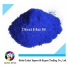 China Dyestuff High quality direct fast turquoise blue gl for sale