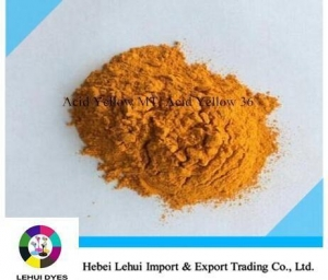 China Dyestuff Acid Yellow MT, Acid Yellow 36 on sale
