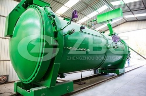 China AAC Autoclave on sale