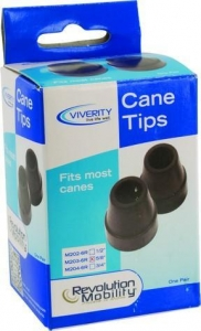 China Viverity Walking Cane Replacement Tips - Different Sizes Available M20 on sale