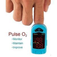 LED Finger Pulse Oximeter - Easy to Use
