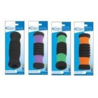 Offset Cane Replacement Hand Grips with Wrist Strap (4 Color Options Available)