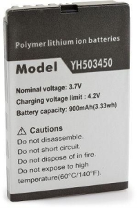 China Replacement Lithium Ion Battery for 2nd Generation InTENSity Devices on sale