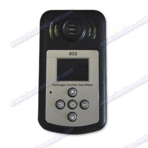 China Proudct name:Hydrogen Sulfide Gas Detector 802 on sale