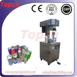 China Electrical can sealing Machine jar sealing machine on sale