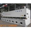 China QC11Y-12x8000 Hydraulic Guillotine Shearing Machine for sale