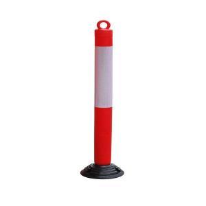 China Traffic Delineator 120cm Flexible Warning Bollard on sale