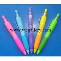 China pens plastic&rubber ball pen [ pens ] on sale