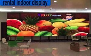 China Hot Products Full Color HD SMD LED Display Screen P3 / Indoor LED Video P3mm Display on sale
