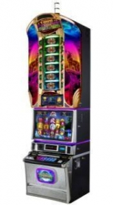 China New Slot Machines RAPID REVOLVER on sale