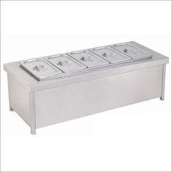 China Table Top Hot Bain Marie Manufacturer, Supplier & Exporter in Delhi, India on sale