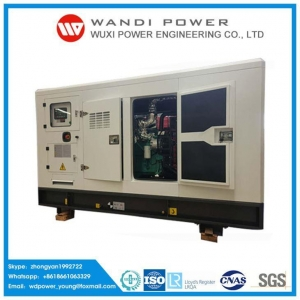 China Silent Diesel Generator For Home Use on sale