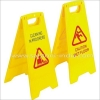 China Cleaning Tools Clean Signages for sale