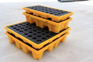 China Plastic Spill Pallet Good Quality on sale