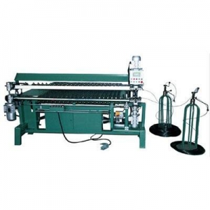 China Pocket Spring Machines SS-200 Automatic Spring Assembler Machine on sale