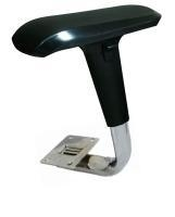 China Adjustable Arm Rest with 4D Multi-function Arm Pad (Chrome Bracket ) H634L (CH) + PU-1834-4 on sale