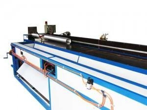 China Aluminum Semi-rigid Flexible Duct Production Line on sale