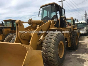 China Used Cat Loader 966H For Sale on sale