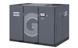 China Air Compressor Atlas copco Oil-injected rotary screw compressors, G110-250 on sale