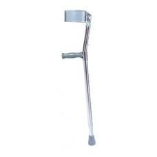 China Forearm Crutch Adult Steel 300 lbs. on sale