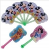 China Promotional Fashion Contemporary Stylish Creative Plastic Folding Hand Fan for Kids for sale