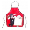 China Eco Friendly and 100% Recycle PP Non Woven Waterproof Butchers Apron for sale