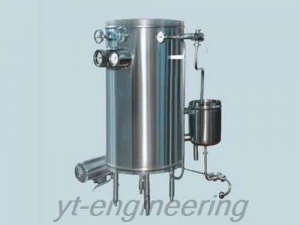 China Auxiliary Equipment UHT Ultra High Temperature Instant Sterilizer on sale