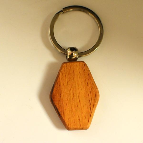 design your own house keychain engraved gift with图片