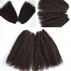 China Weft Remy Hair & Bulk Hair QEY-B1201 on sale