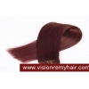 China Weft Remy Hair & Bulk Hair QEY-B12218 for sale