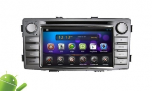 China TOYOTA CAR DVD HILUX 2012A6230 on sale