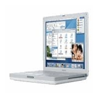 Apple M9846LLA iBook G4 Notebook 1.33GHz PowerPC G4 512MB DDR 40GB DVD/CD-RW Mac O