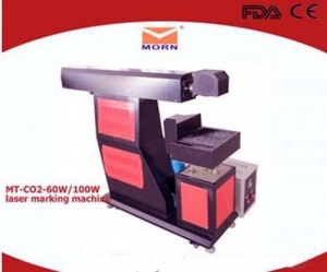 China Co2 laser marking machine for sale on sale