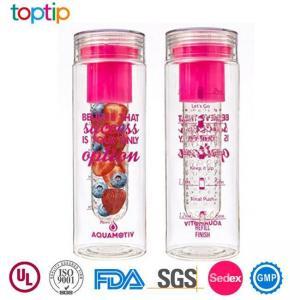 China H2O Fruit Infuser Bottle on sale