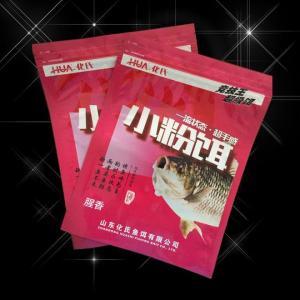 China Professional custom packaging bags of food packaging bags bait bait fish feed bag on sale