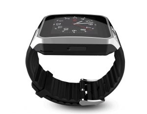 China Cambered display smartwatch on sale