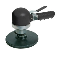 150mm Air Sander Dual Action - Fits 150mm Sanding Pads - 1/4 Inch Quick Connect