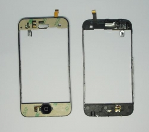 China iphone 3g frame assemblied on sale