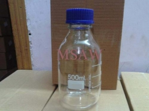 China Laboratory Glassware Reagent Bottle on sale