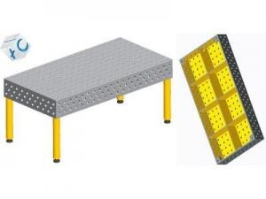 China 3D Flexible Welding Table on sale