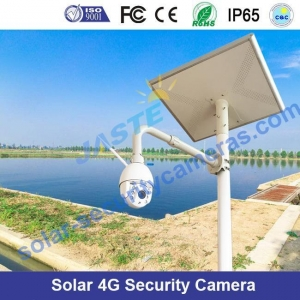 China Solar 1MP 4g Wireless Security Camera Systems Mexico on sale