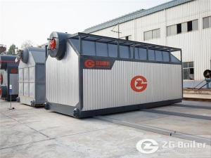 China 15 Tph 1.25 Mpa coal steam boilers on sale