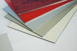 China PVDF Coating Aluminum Composite Panel for Exterior Cladding on sale