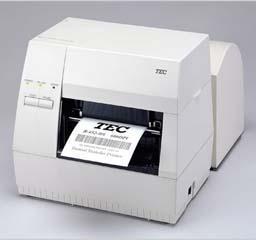 China TEC B-452HS High-resolution Barcode Printer on sale