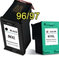 Ink Cartridge Reman HP 96 Ink Cartridge Refurbished