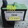 China Ink Cartridge Reman DELL T0529 T0530 Ink Cartridge Refurbished for sale